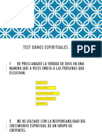 Cuestionario Test Dones Houst -Ceteflo