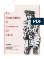 Bt021 an Examination of Conscience for Adults