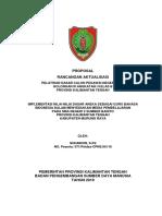 PROPOSAL RANCANGAN AKTUALISASI SUHAIRON.docx