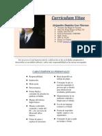 Curriculum Vitae. Alejandro Gao.docx