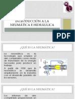 Introducción a La Hidráulica y Neumática
