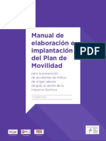 Manual Plan Movilidad Ind. Química