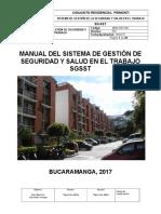 Manual Sgsst
