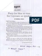 Malaya, JUly 10, 2019, Party-list bloc to vote for Cayetano as speaker.pdf
