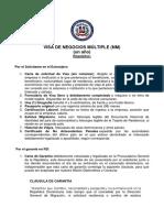 Visa de Negocios Multiple.pdf