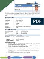 Naveed CV