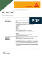 Sika-WT-100-L-PDS