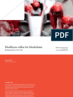 Healthcare Blockchain IBM Study