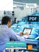 Simatic HMI Option+