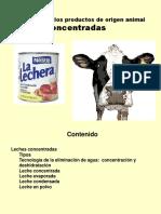 03 Leches Concentradas 2011