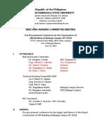 Pre Procurement Conference (Autosaved)