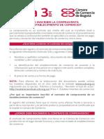 Guía Nro. 3 Cómo Inscribir La Compraventa de Un Establecimiento de Comercio