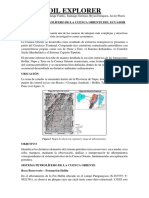 Informe Oil Explorer