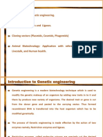 Final Lecture Handout Genetics & Molecuar Biology Part III (1)