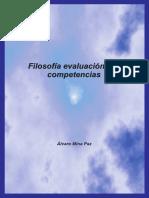 Mina Paz, Álvaro - Filosofía Evaluación Por Competencias