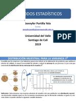 Clase 4- Distribución Muestral de La Varianza e Intervalos de Confianza