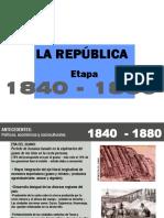 VIVIENDA EN LA REPUBLICA