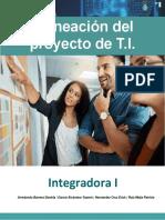 Planeacion Del Proyecto de TI