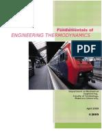 Civ 2105 Thermodynamics Notes 2009-10 (Part 1)
