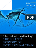 [Lisa L. Martin]The Oxford Handbook of the Political Economy of International Trade