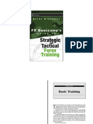 Guide to strategic and tactical forex trading investment management pdf e-books free