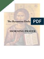 Byzantine Prayers