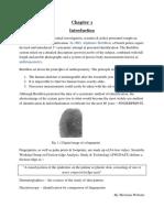 Fingerprint Intro
