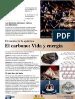 Hibridación Del Carbono