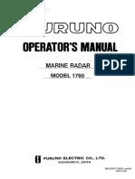 1760 Operators Manual