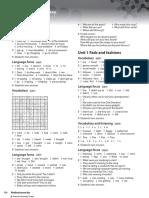 English Plus Level 3 Workbook Answer Key