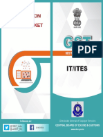 GST rates of IT & ITES
