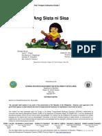 Ang Sista Ni Sisa