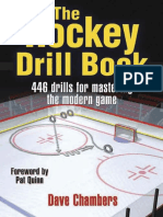 The Hockey Drill Book - 1st Edition (2007)