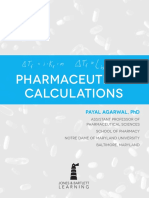 Pharmaceutical Calculations Textbook