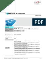 812187 Tcnicoa de Agncias de Viagens e Transportes ReferencialCP