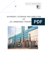 Power Transformer Erection Manual