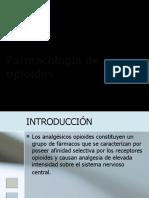 Anestesicos opiaceos