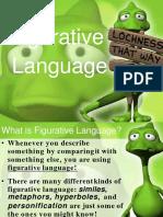 English Figurative Language
