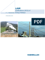 001 Habibillah Energi Adidaya Company Profile 2019