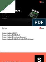 SHO Demo Introduction