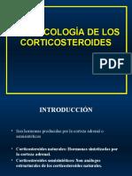 Farmacologia de Los Glucocorticoides