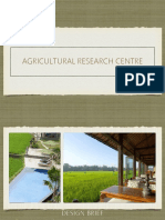 Agriculture Research Institute