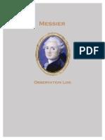 Messier Log Book
