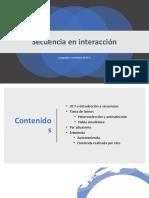 PD8 2019-1 Turnos y Secuencias