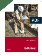 Utility Anchors Catalog 2017-10-10