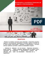 Gestión administrativa y económico financiera de pequeños negocio o microempresas 1