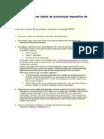 SAP - Criação objetos de Autorização