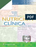 Nutrición clinica