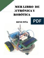 Mi primer libro de electrónica y robótica