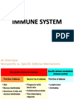 Immune System 2017